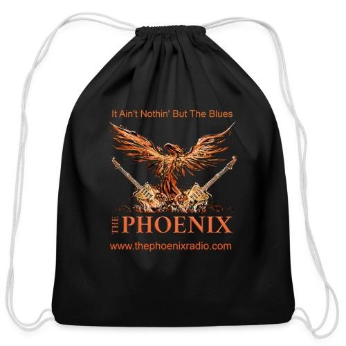 The Phoenix Radio - Cotton Drawstring Bag