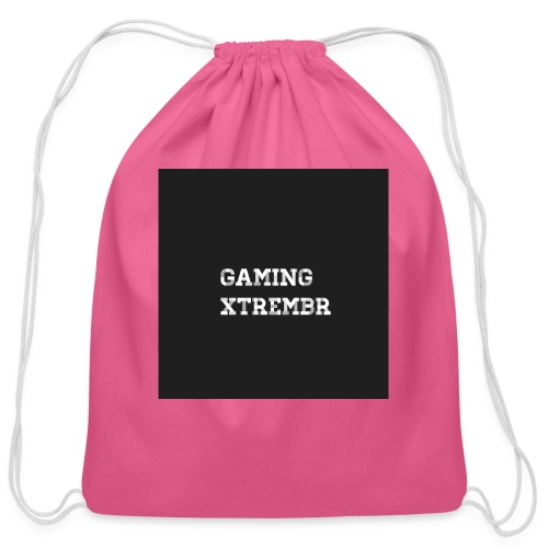 Gaming XtremBr shirt and acesories - Cotton Drawstring Bag