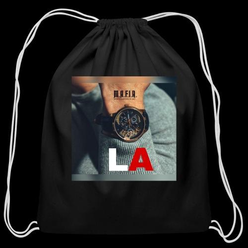 Mafia LA - Cotton Drawstring Bag