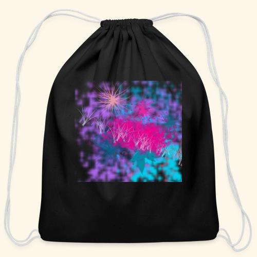Abstract - Cotton Drawstring Bag