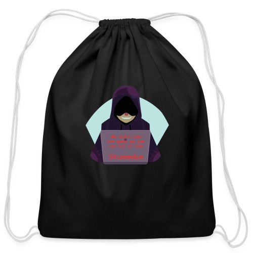 Gamer Stumedie - Cotton Drawstring Bag