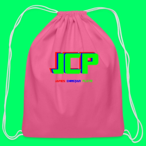 James Christian Plays! Original Set - Cotton Drawstring Bag