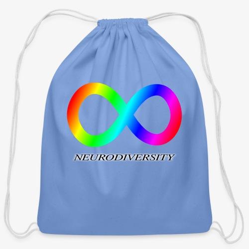 Neurodiversity - Cotton Drawstring Bag