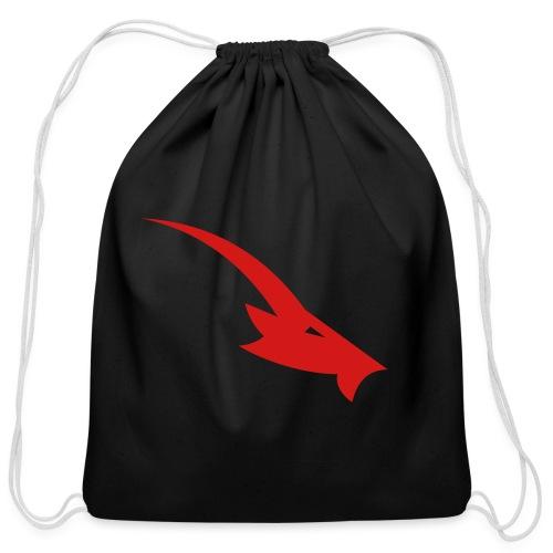 Champions Mind Logo - Cotton Drawstring Bag