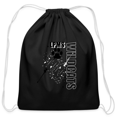 Splatter - Cotton Drawstring Bag
