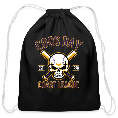 cbcl fullclr for darks - Cotton Drawstring Bag