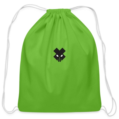 T.V.T.LIFE LOGO - Cotton Drawstring Bag