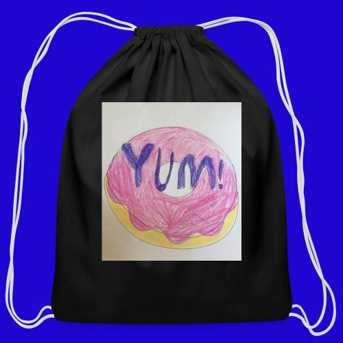 Yum! - Cotton Drawstring Bag