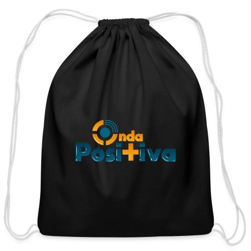 Logo a color - Cotton Drawstring Bag