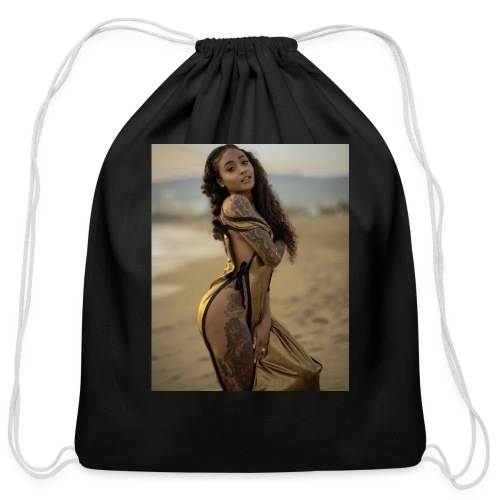 Sheesh - Cotton Drawstring Bag