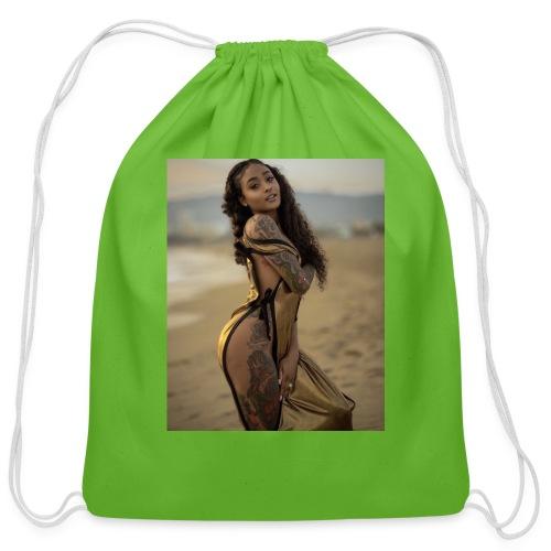 Sheesh - Cotton Drawstring Bag