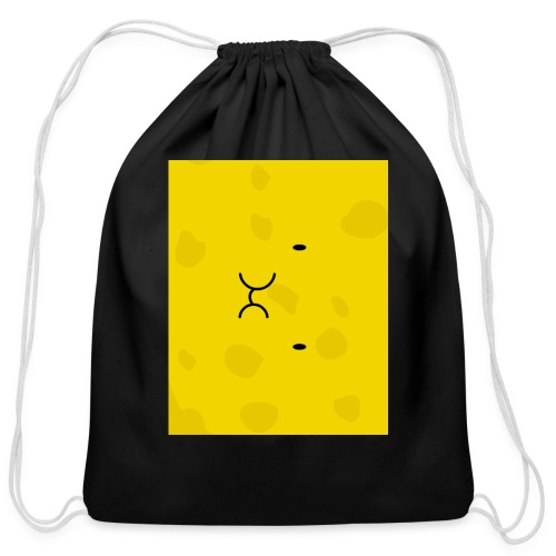 Spongy Case 5x4 - Cotton Drawstring Bag
