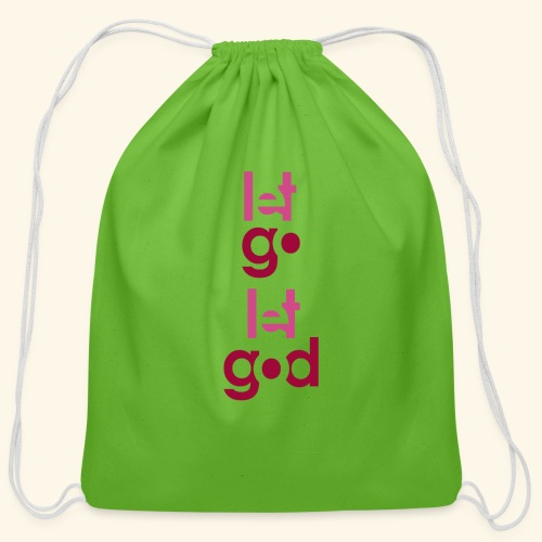 LGLG #10 - Cotton Drawstring Bag