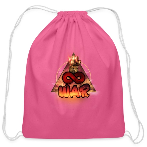 Infinity T Shirt - Cotton Drawstring Bag