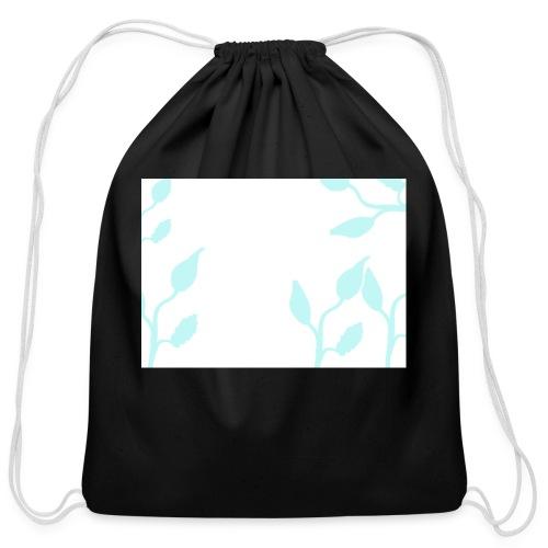 Plants - Cotton Drawstring Bag