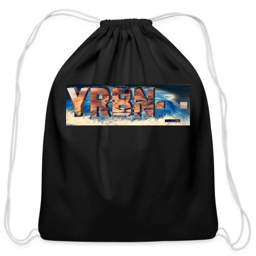 YRBN'S Merch - Cotton Drawstring Bag