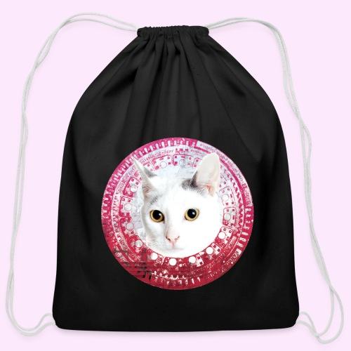 Bitch Brigade - Dendrite Ping - Cotton Drawstring Bag
