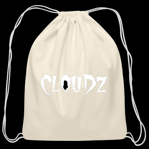 Cloudz Merch - Cotton Drawstring Bag