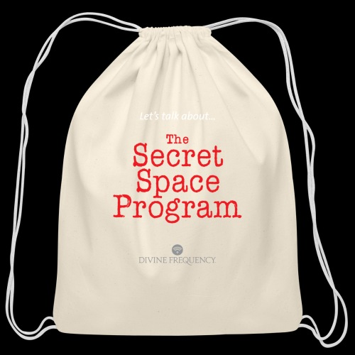 SSP Chat - Cotton Drawstring Bag