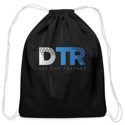 Destiny Tracker v2 Womens - Cotton Drawstring Bag