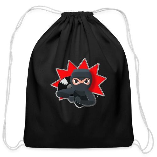 MERACHKA ICON LOGO - Cotton Drawstring Bag