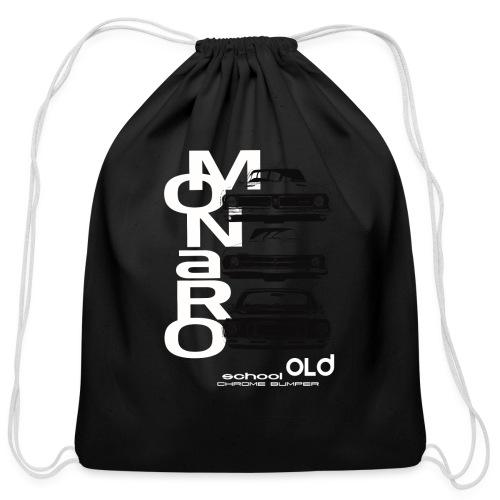 monaro over - Cotton Drawstring Bag