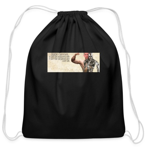 IMG_0418 - Cotton Drawstring Bag