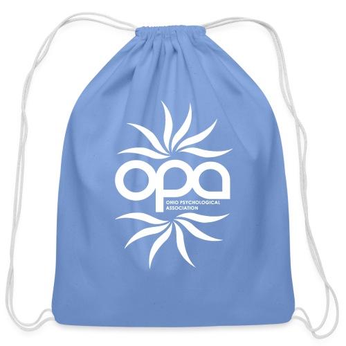 OPA Tote - Cotton Drawstring Bag