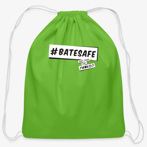 ATTF BATESAFE - Cotton Drawstring Bag