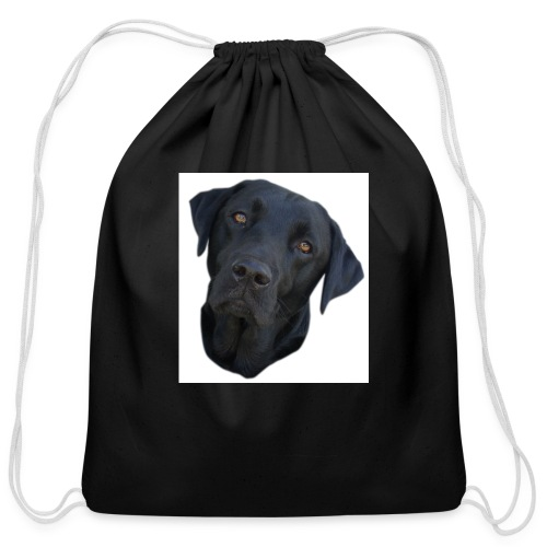 bentley2 - Cotton Drawstring Bag