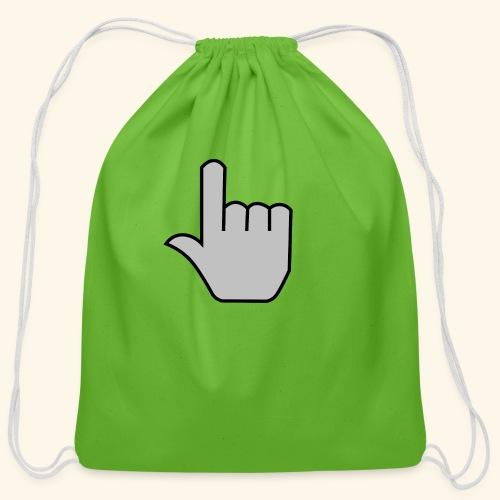 click - Cotton Drawstring Bag