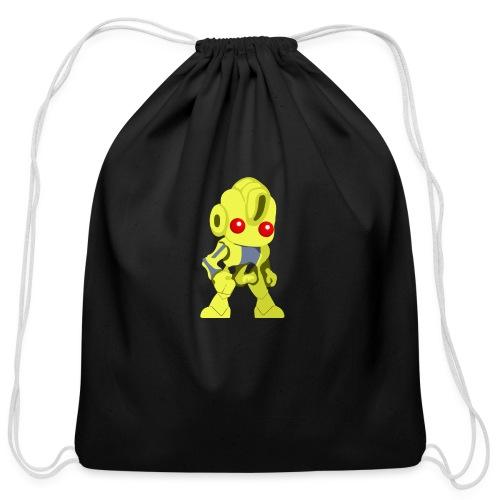 Ex17 Moringa - Cotton Drawstring Bag