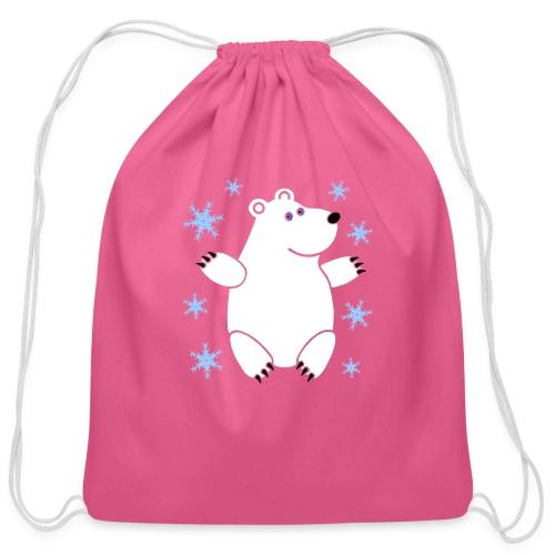 Icebear - Cotton Drawstring Bag