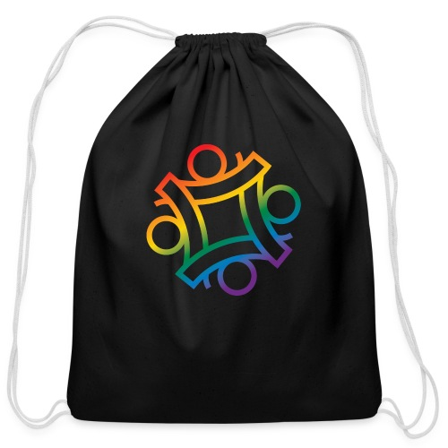 PCAC pride - Cotton Drawstring Bag