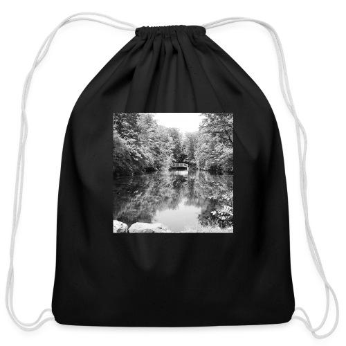 Lone - Cotton Drawstring Bag