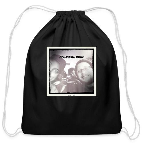 Pleasure Drop - Cotton Drawstring Bag