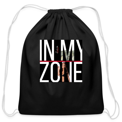 In The Zone - Cotton Drawstring Bag