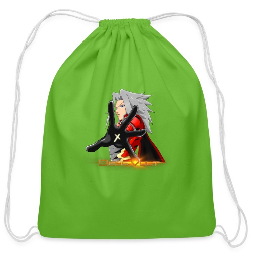 Nova Sera Deus Vult Promotional Image - Cotton Drawstring Bag