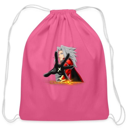 Nova Sera Deus Vult Promotional Image - Cotton Drawstring Bag
