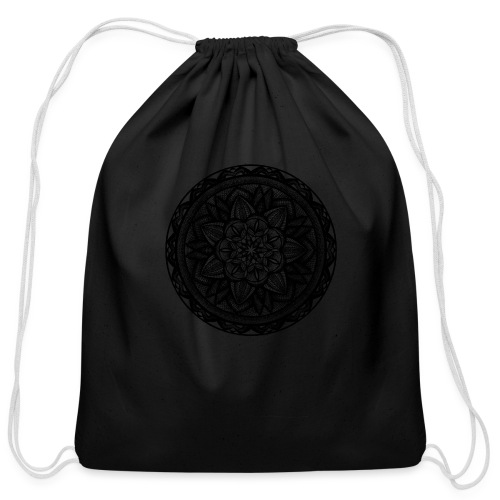 Circle No.2 - Cotton Drawstring Bag