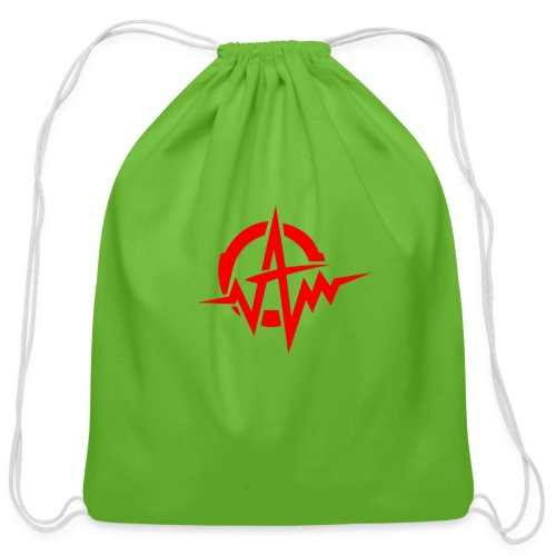 Amplifiii - Cotton Drawstring Bag