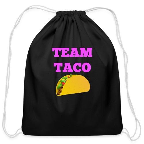 TEAMTACO - Cotton Drawstring Bag