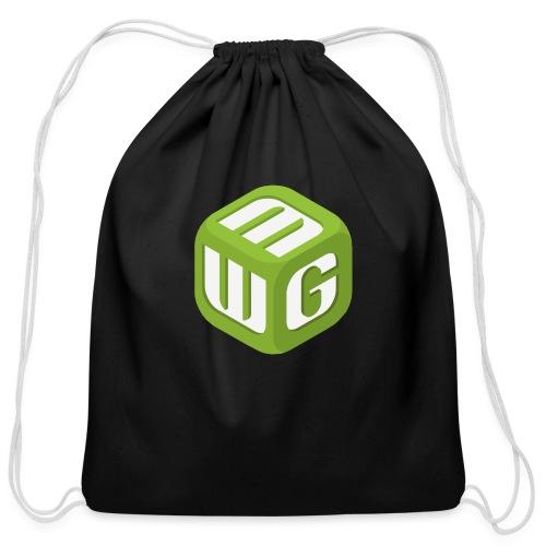 Steve Sized MWG T-Shirt (3XT) - Cotton Drawstring Bag