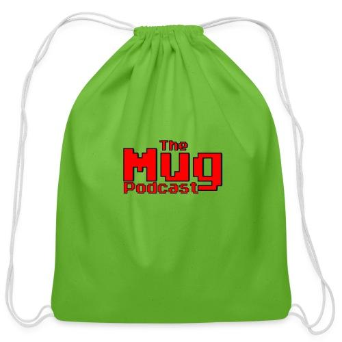 The Mug Podcast - Cotton Drawstring Bag