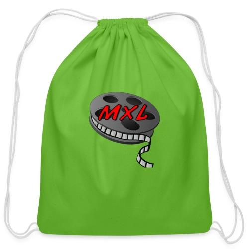 MovieXL - Cotton Drawstring Bag