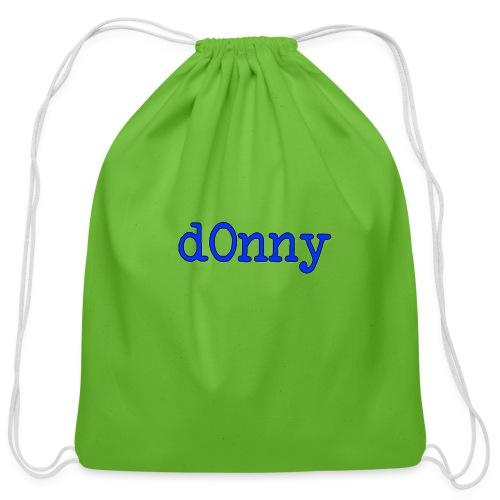 d0nny - Cotton Drawstring Bag