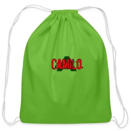 Camilo - Cotton Drawstring Bag