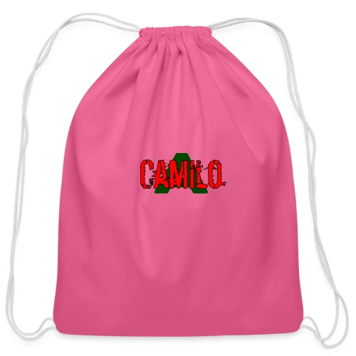 Camilo - Cotton Drawstring Bag