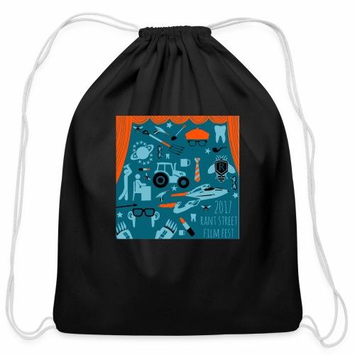Rant Street Swag - Cotton Drawstring Bag