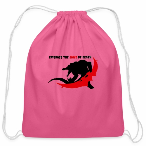 Renekton's Design - Cotton Drawstring Bag
